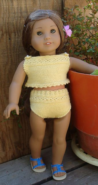 17 Best images about American Girl Knitting Patterns on ...