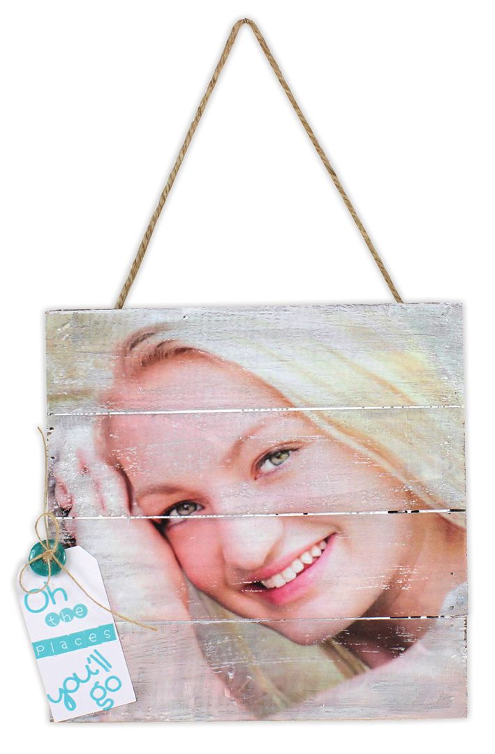 Photo Transfer Pallet - Click through for project instructions.