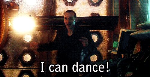 Doctor Who Dancing: The Doctor dances as the Tardis pops up on BBC's Strictly