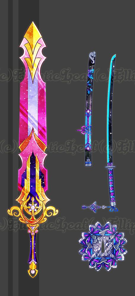 -WeaponAdoptable- Dreamers-Respite by EllipticAdopts.deviantart.com on @DeviantArt