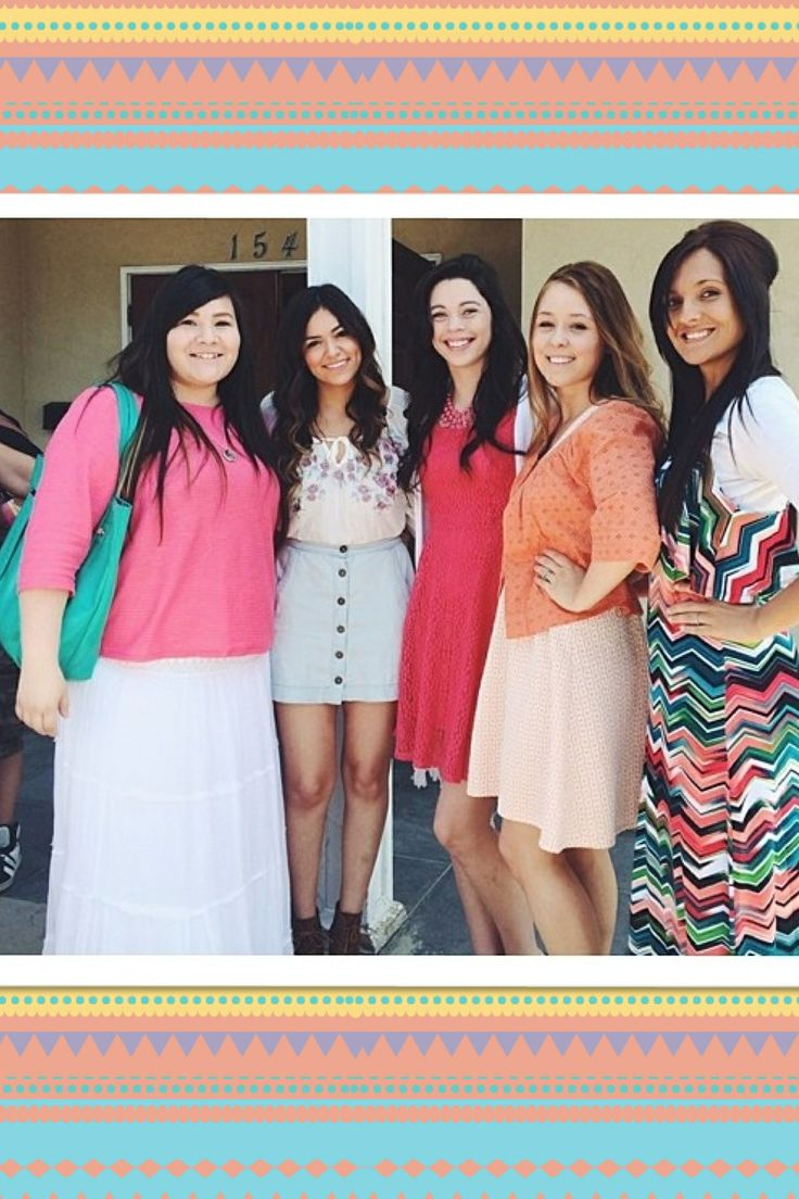 Bethany Mota with friends on Easter
