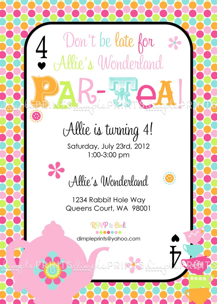 Best Party Invitations Images On   Card Patterns