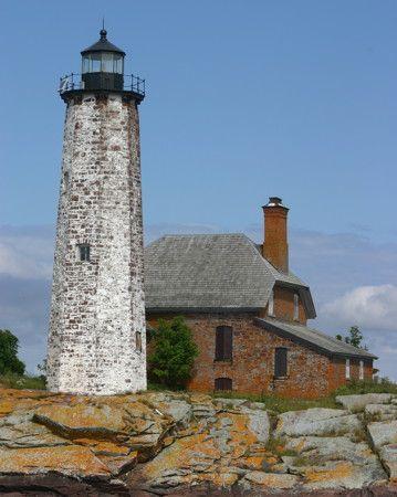 Isle Royale Lighthouse, Isle Royale, MI