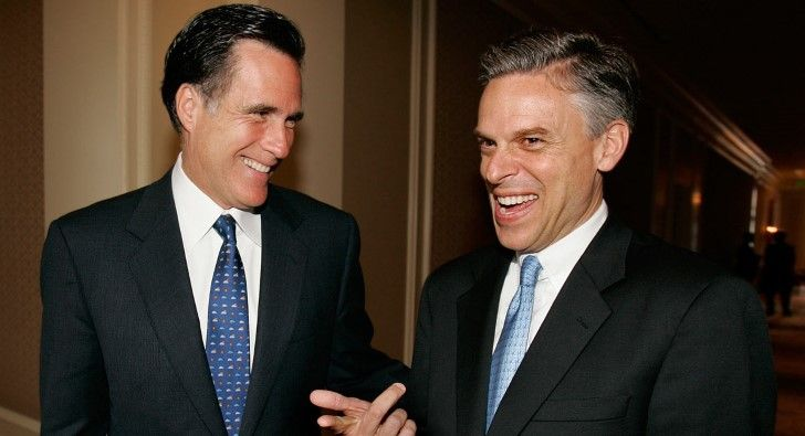 """20.Mormon Mafia Former Presidential candidate Mitt Romney, the most recognizable Mormon, and Jon Huntsman, US ambassador to China and also a Mormon, created a tight business network they call the """"Mormon Mafia."""" These guys make sure that the training young Mormon men receive in specific Universities will be put to use later in business."""