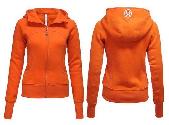 lululemon sale online Scuba Hoodie Orange warehouse sale http://lululemonfactoryoutlet2014.com