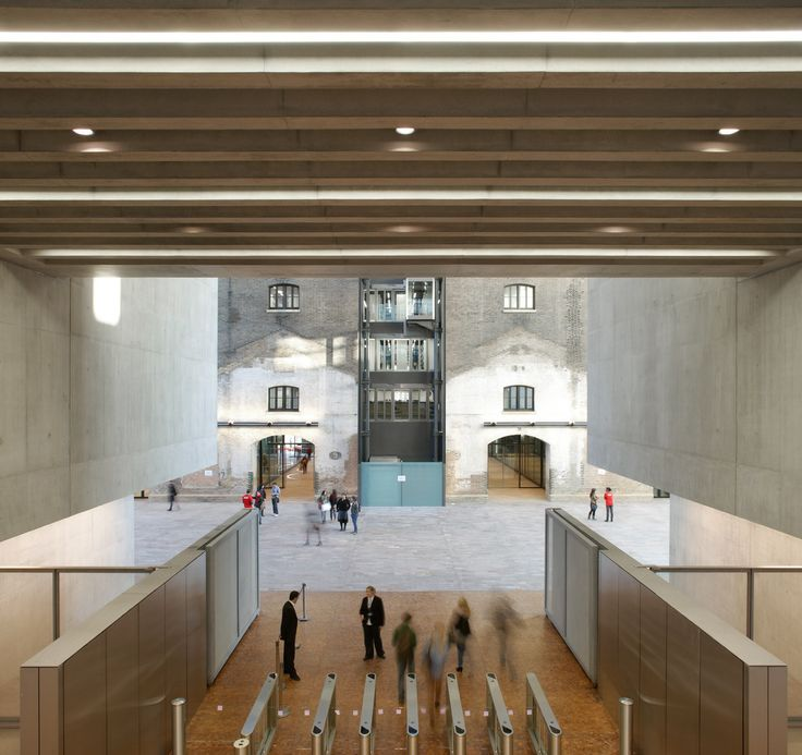 New University of the Arts London Campus for Central Saint Martins at King's Cross