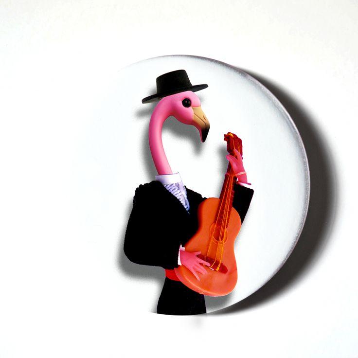 Imán Flamenco Flamenco