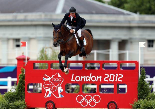 Nick Skelton - Team Great Britain