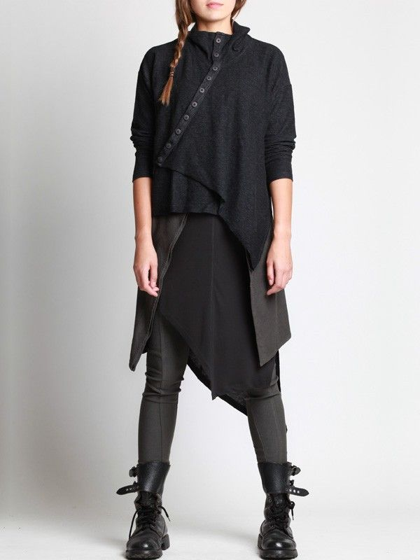 LYOCELL-LYCRA SLIM TROUSERS - JACKETS, JUMPSUITS, DRESSES, TROUSERS, SKIRTS, JERSEY, KNITWEAR, ACCESORIES - Woman -