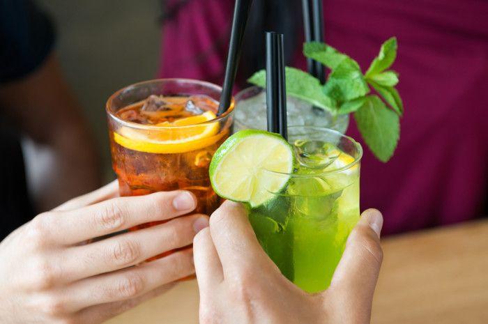 Letar du efter drinkrecept? Foto: Shutterstock