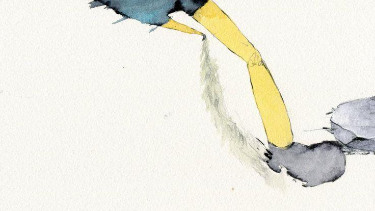 Kicking rocks - Yutaro Kubo