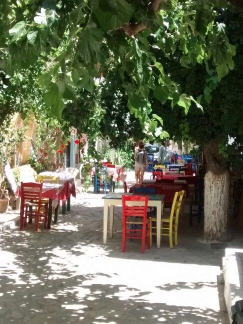 Katerina's restaurant Mirtos