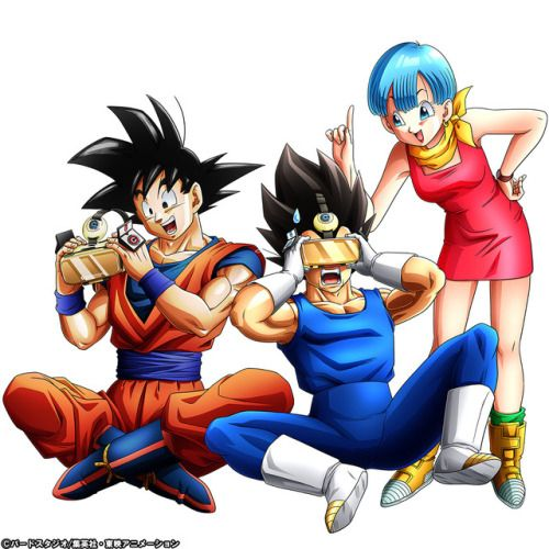 758 best images about dragon ball z on pinterest android 18 son goku and dragon ball - Goku e bulma a letto ...