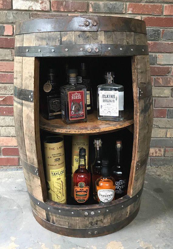 Best 25 Whiskey Barrel Bar Ideas On Pinterest Whiskey