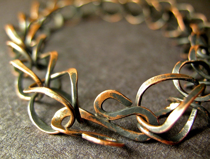 Forged Link Chains : Best images about hand forged chains on pinterest