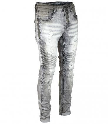 Jeans marron homme h&m