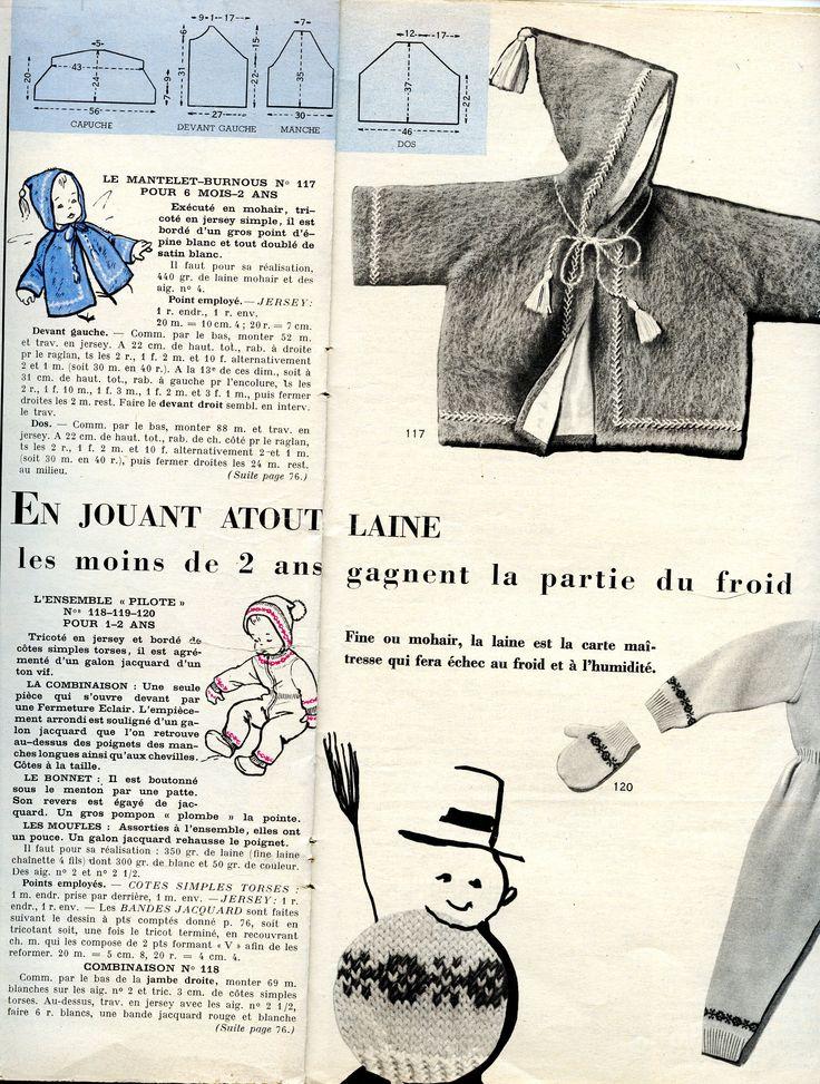 Modes Et Travaux N U00b0 705 - Septembre 1959