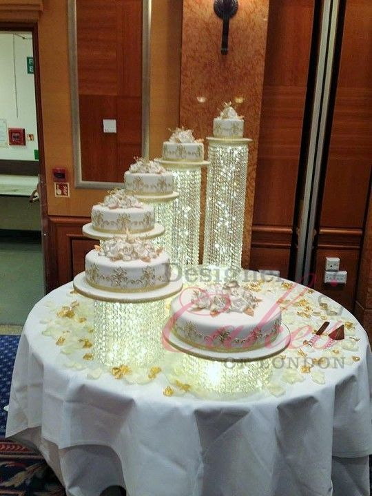 20 best Wedding Cakes by Designer Cakes of London images on ...