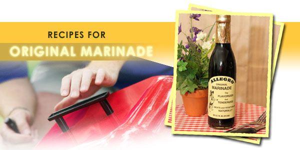 Allegro Marinade - Original Marinade