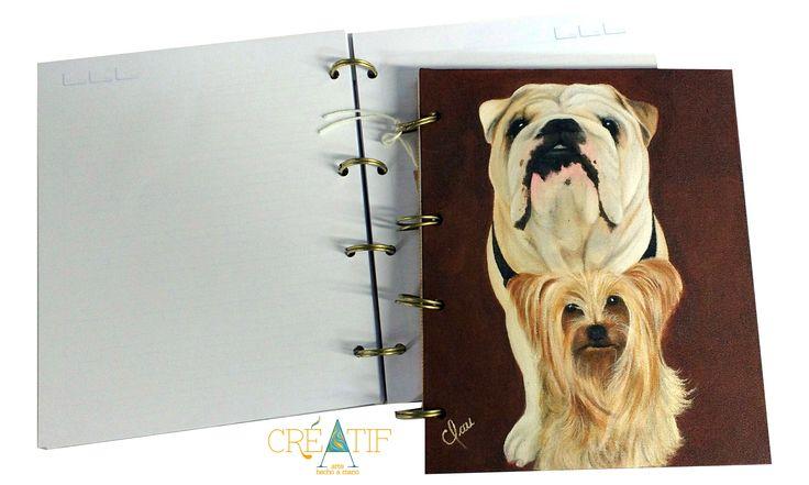 Mascotas Pets  Creatif Arte Hecho a Mano Pintado a Mano