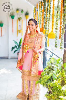 Delhi NCR weddings | Rudy & Dayaneet wedding story | WedMeGood