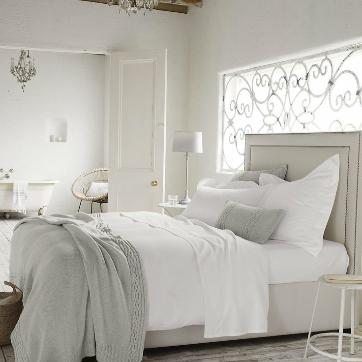 Bedroom Bed Linen Ord Collection From The White Company