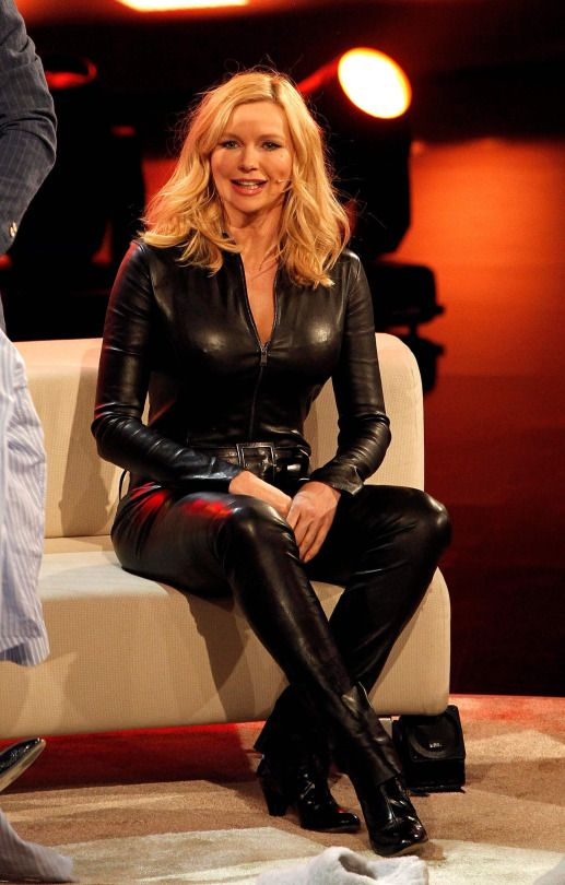 LEATHER LEATHER LADY