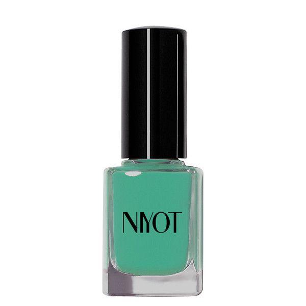 Aquarium Nail Polish - Niyot Beauty #bbloggers #mua #nails #nailpolish #nailvarnish #varnish #polish ##aqua #turquoise #blue #nailart #niyot #niyotbeauty