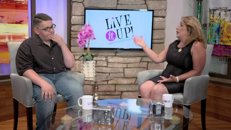 Live it Up with Donna Drake and Christian Guardino America's Got Talent
