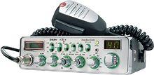 Uniden - Bearcat Pro Series 40-Channel CB Radio - Silver    http://www.mreletro.khia.com.br/