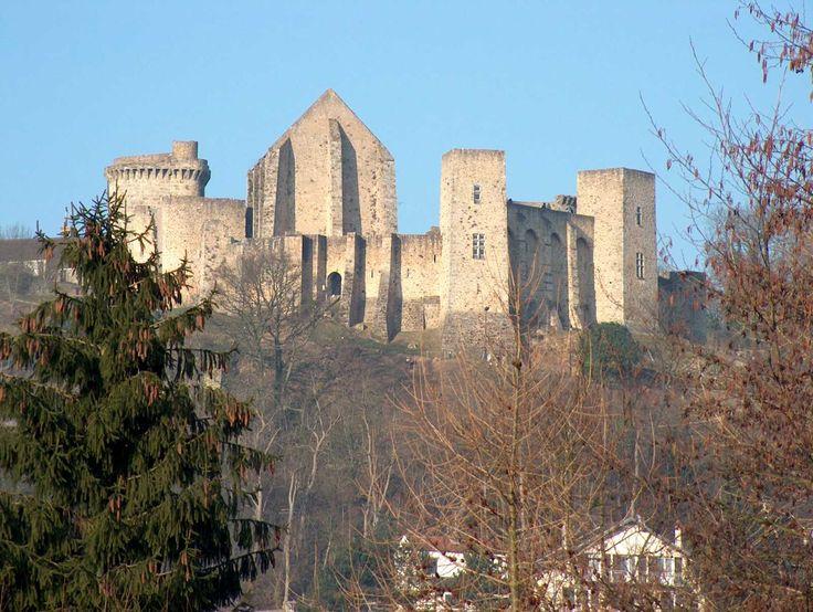 Photo: Château de La Madeleine - Chevreuse -Yvelines -  France