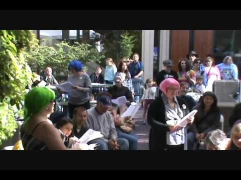 Folklife 2011 Group Sing