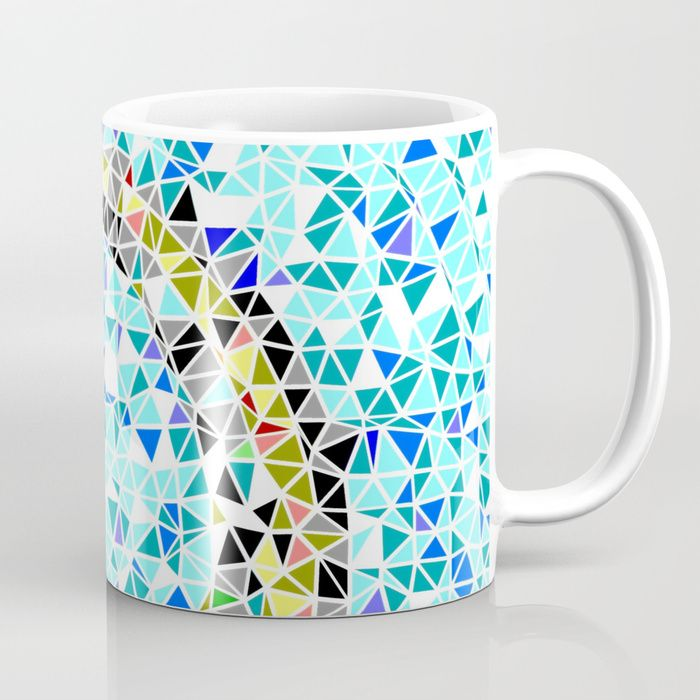 25% Off Everything Today With Code: SPRING25 - Our premium ceramic Coffee Mugs make art part of your everyday life. These cool cups also happen to be one of our most popular gifting items - because they're both useful and thoughtful.      - Available in 11oz and 15oz options   - Premium ceramic construction   - Wraparound artwork   - Large handles for easy gripping   - Dishwasher and microwave safe #mug #coffeemug #shop #giftideas #bluemug