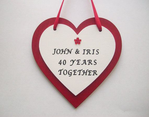 Gifts For Ruby Wedding: Best 25+ Ruby Wedding Anniversary Gifts Ideas On Pinterest