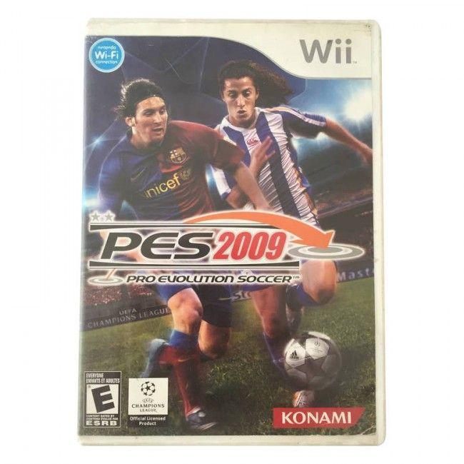 Juego Wii Pes 2009