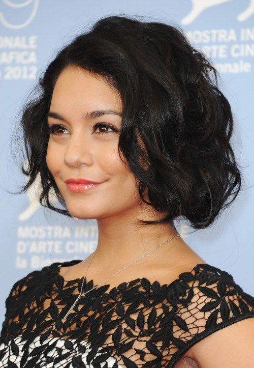 Short Wavy Hairstyles for Black Hair