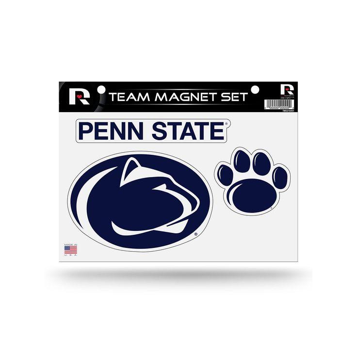Penn State Nittany Lions Team Magnet Set, Multicolor