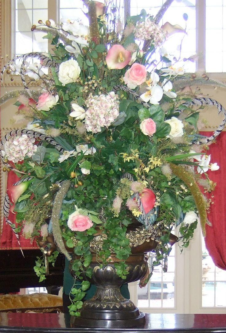 18 Best Extra Large Flower Arrangement For Entry Images On Pinterest