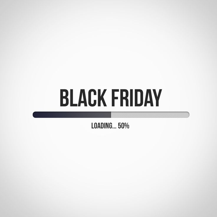 We're halfway to Black Friday! #BlackFriday