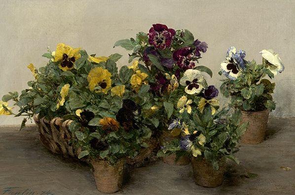 Francuski #malarz i #grafik #Henri #Fantin-#Latour często tworzył #dzieła przedstawiające kompozycje kwiatowe. Fiołki, lilie i róże pojawiały się w jego pracach najczęściej. Jego #reprodukcje dostępne są w naszej ofercie: https://fedkolor.pl/36-henri-fantin-latour Reprodukcje #Fedkolor wykonujemy na najwyższej jakości materiałach, które gwarantują odwzorowanie każdego szczegółu oraz intensywne barwy.   #obrazynapłótnie #fotoobrazy #zdjęcia #fototapety #artyści #wystrój #dekoracje #ozdoby…