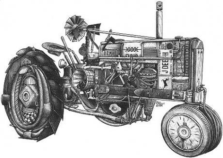 60 besten malvorlagen bilder auf pinterest   traktoren