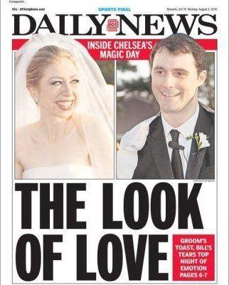 Chelsea Clinton Marc Mezvinsky | Chelsea Clinton's Wedding Spectacle
