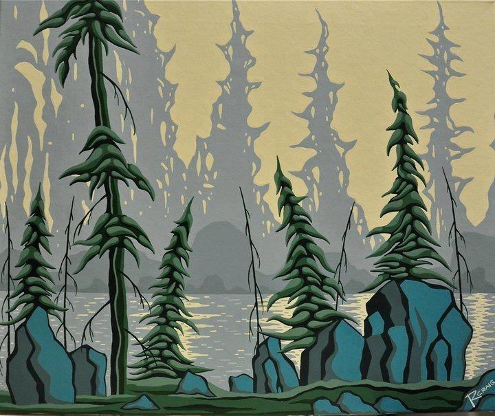 Cool Canadian art