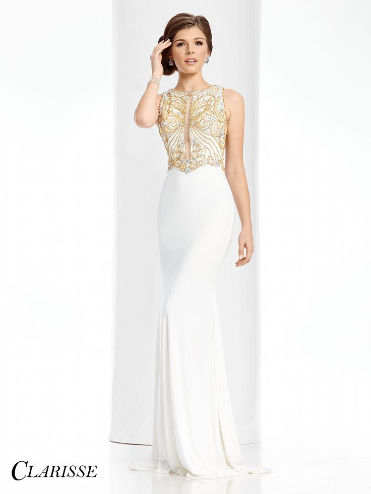 Modern Prom Dresses With Sparkles Adornment - Dress Ideas For Prom ...