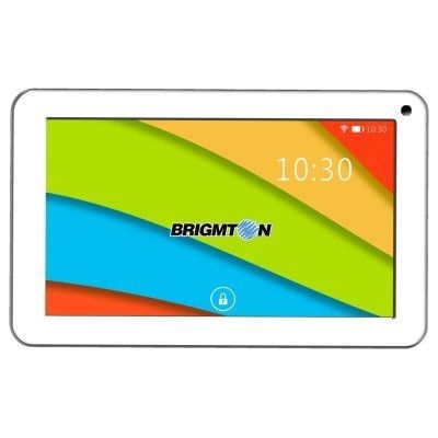 Brigmton Tablet 7″ BTPC-701QC 4GB Qcore HD 4.4 Bla