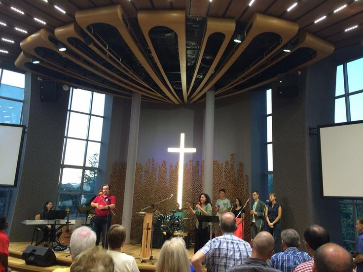 A service of thanksgiving to celebrate the official opening of the Sofia Baptist Centre in Sofia, Bulgaria, which hosted the European Baptist Federation's 2015 Council Meeting (Sept. 23 - 26). Photo provided by EBF.