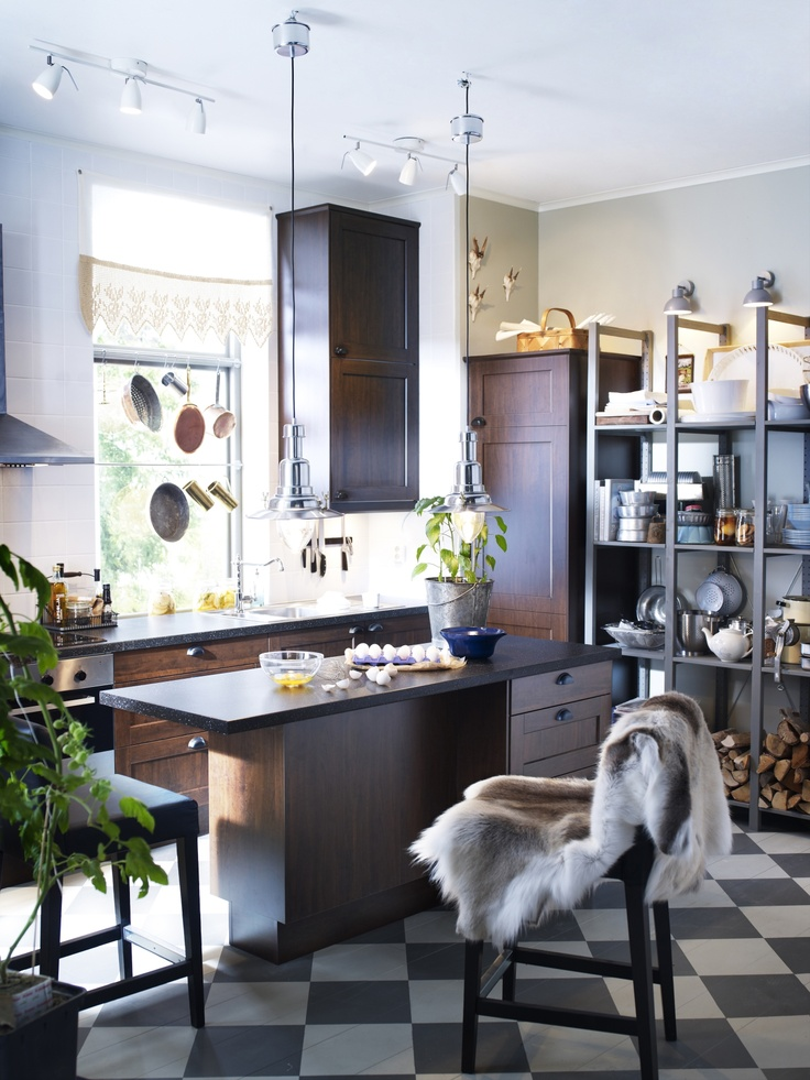 Kitchen Is A New Take On A Country Kitchen As Warm And Welcoming As