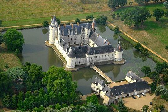 Château du Plessis-Bourré – Maine-et-Loire