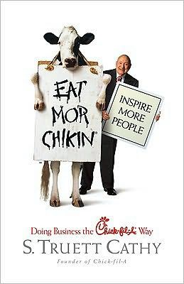 "chick-fil-a: eat mor chikin essay They came up with the campaign ""eat mor chikin"" back in 1995 it started out on  a billboard that had some cows on it and projected the cows to say ""eat mor."