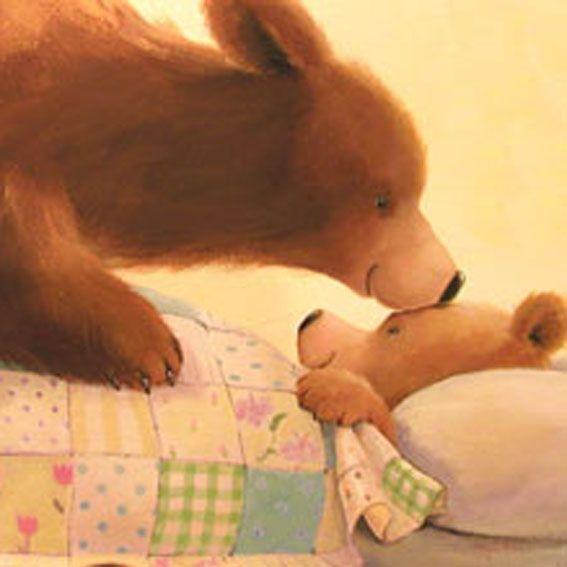 inbed.quenalbertini: Good night sweet love by Alison Edgson